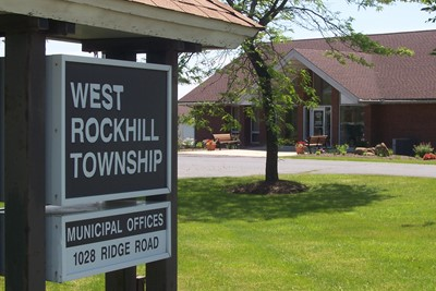 West Rockhill Township Goes Green